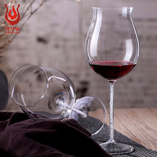 Wedding wine glass