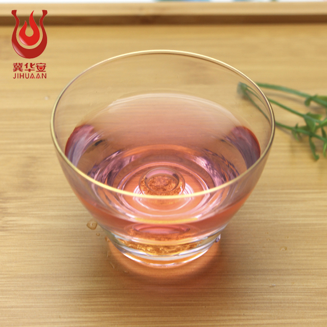 High quality borosilicate heat-resistant glass tea set Phnom Penh tea cup